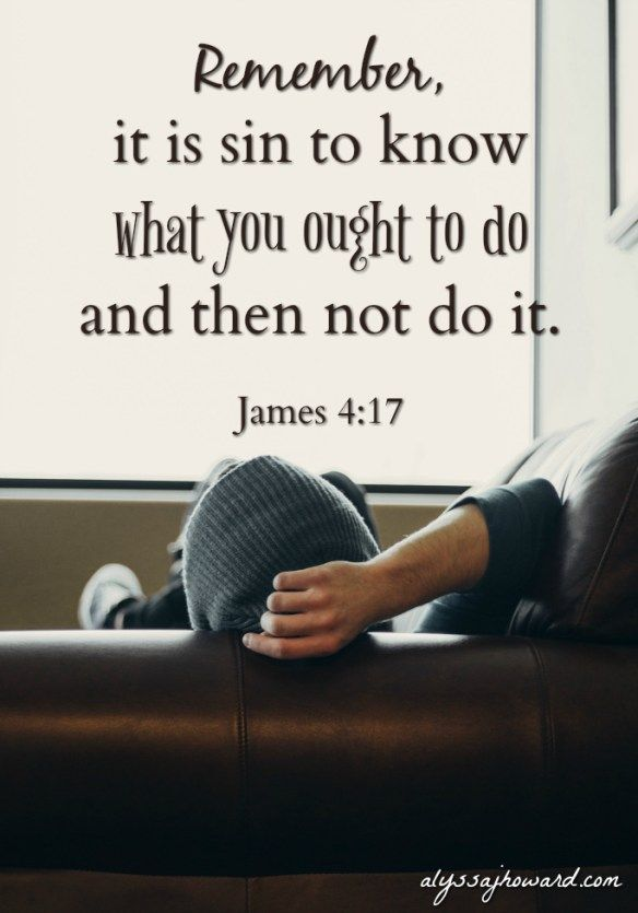 We aren't just called to a holy life. It's not enough to simply obey the rules and keep your slate clean and free from sin. We are the body of Christ. We are His hands and feet on this earth. And we have a clearly defined mission.