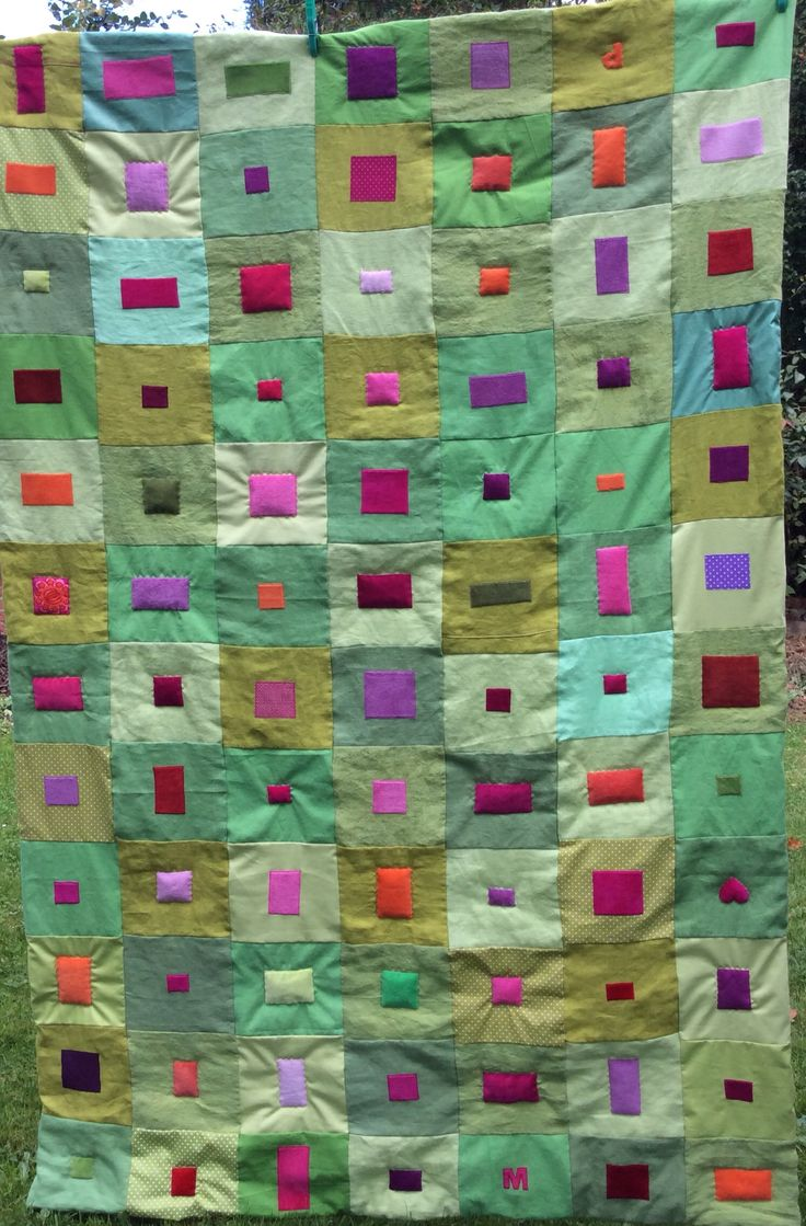 Patchwork plus Applikation