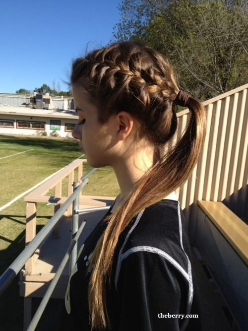 The Braided Hairstyles Over 50 Hairstyles With Braids Templates For You! Abp24img019