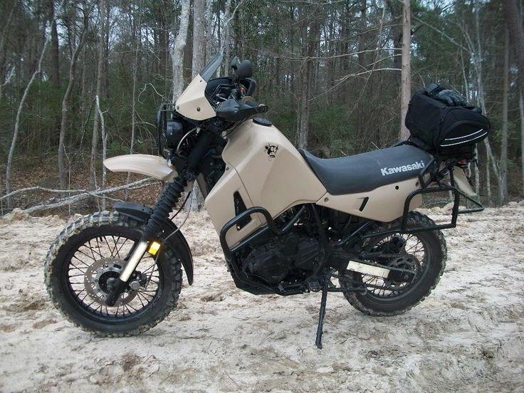 Kawasaki Klr A Good First Bike