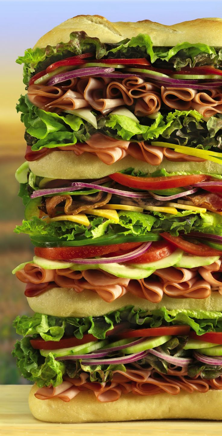 Dagwood Sandwich | Sandwiches, Sandwiches, Sandwiches, Eggs, and Sandwiches