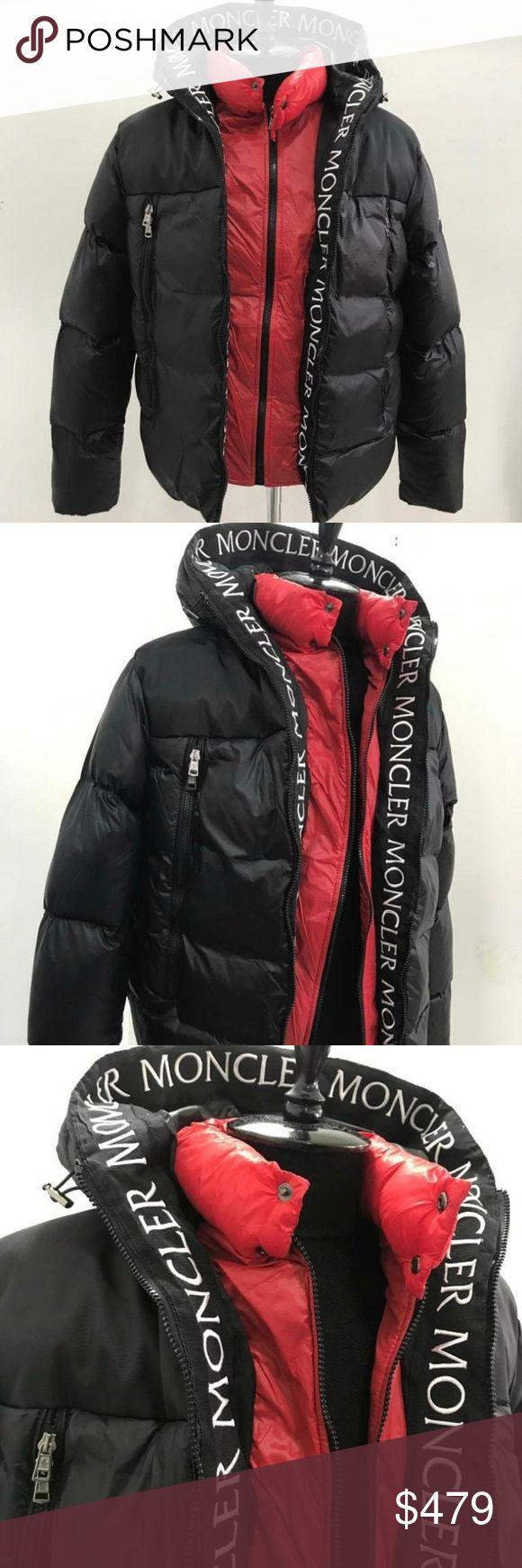 Moncler Men's Jacket Nwt Casual Medium Moncler Men's