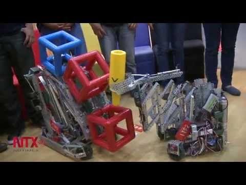 Video: Los mexicanos que ganaron en 'Vex Robotics World Championship' - Aristegui Noticias
