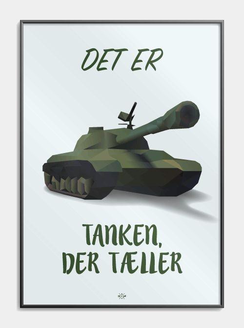 Køb plakater med humor i centrum! Plakater med ordspil, sjove jokes og platte vittigheder. Fordi For os er platte jokes gode jokes! Sig det med plakater!