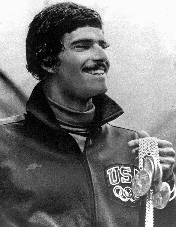 Mark Spitz, Munich (1972)