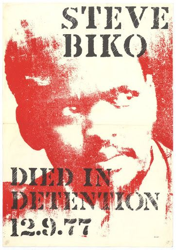 STEVE BIKO : DIED IN DETENTION: 12.9.77 - Google Arts & Culture