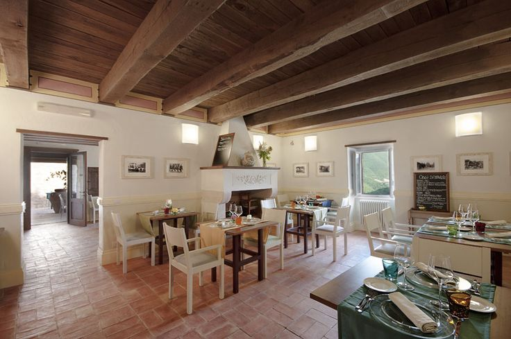 "Restaurant im Borgo, ""La Casa"" Rosa"""