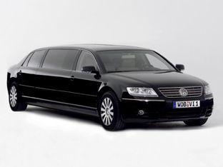 Volkswagen Phaeton Lounge