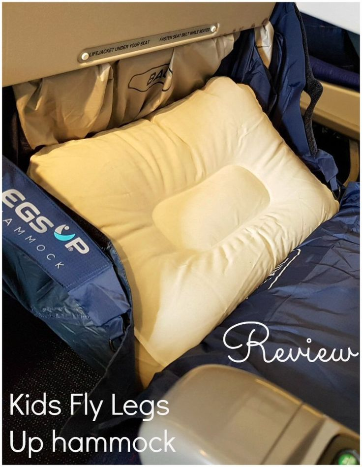 A travel product that turns a plane's economy seat into a bed to help kids sleep sounds almost too good to be true - but as my Kids Fly Legs Up review shows, this is one travel essential that's really worth putting in your hand luggage