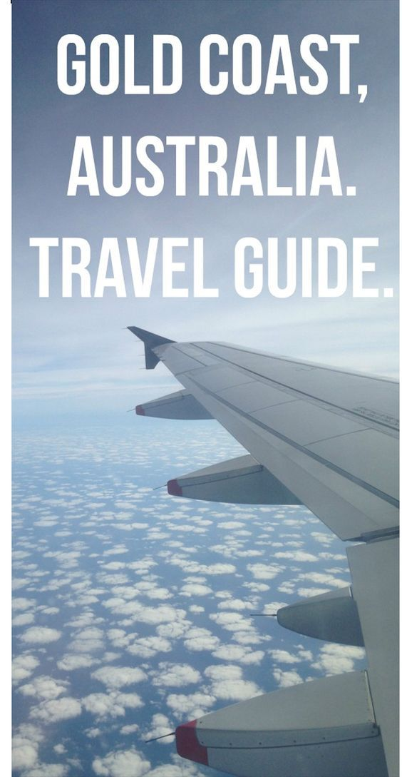 Gold Coast - Australia Travel Guide. In this Travel Guide you will read about where to eat on the Gold Coast, where to stay and what activities you can do. Read the travel guide here - http://borntobealive.blog/welcome/destinations/gold-coast-australia/