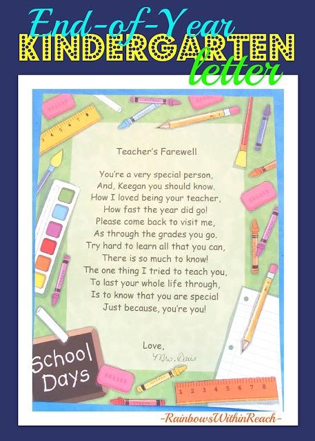 School Year, Teaching Ideas, Teacher S Farewell, Year Ideas, School ...
