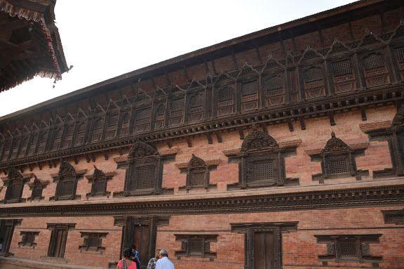 55 Windows Palace, Bhaktapur Durbar Square
