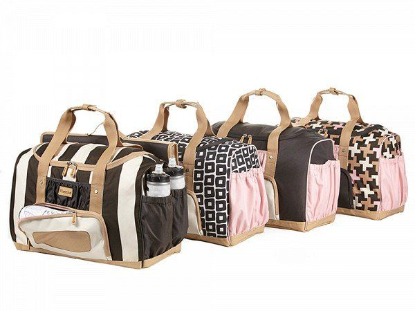 Professional Gym Bags for Women by Fivesse