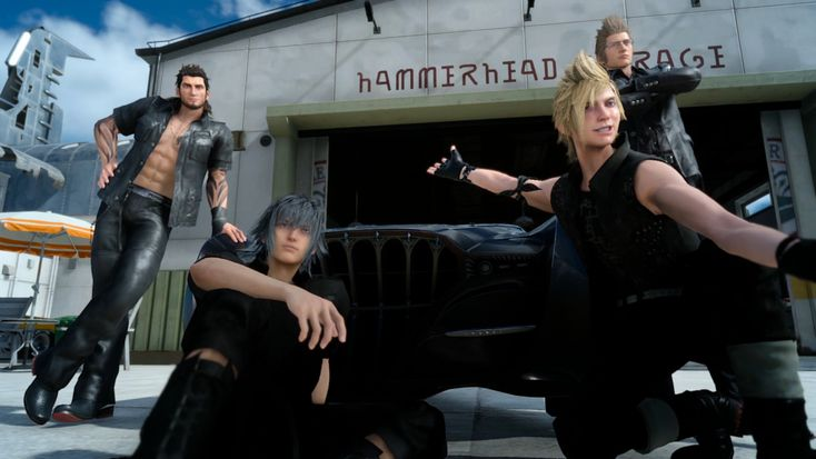 Final Fantasy 15 could get co-op mode in the future: Final Fantasy 15 could get co-op mode in the future:…