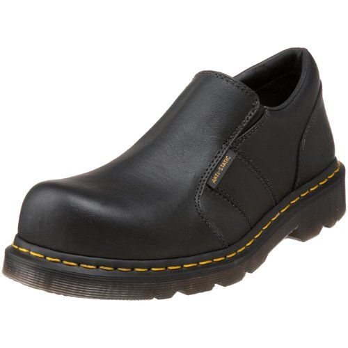 Dr. Martens Men's Resistor ST ESD Steel Toe Shoe -- Want additional info? Click on the image.