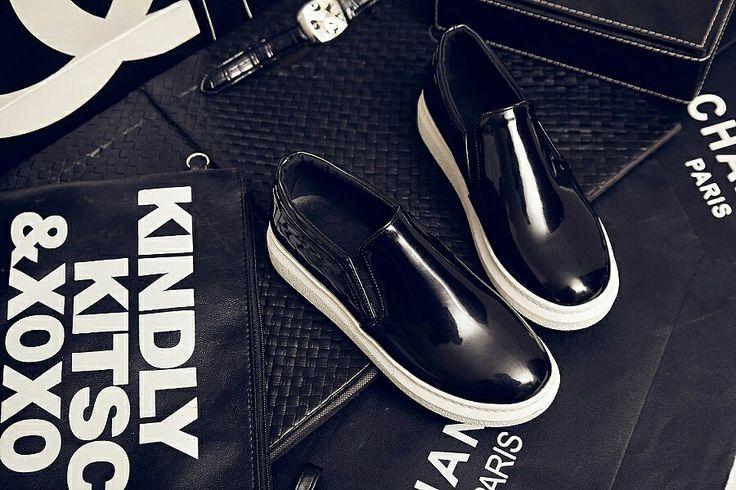 $18 ==>$17 Black Most Comfort Slip On! #slipon #onlineshop #oli_oddie