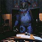 Five Nights at Freddy's 2 - Hiding inside suit by GEEKsomniac