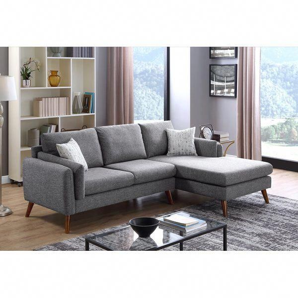 You Ll Love The Jordana Sectional At Allmodern With Great Deals On Modern Living Room Furniture Pro Modern Furniture Living Room Furniture Modern Living Room