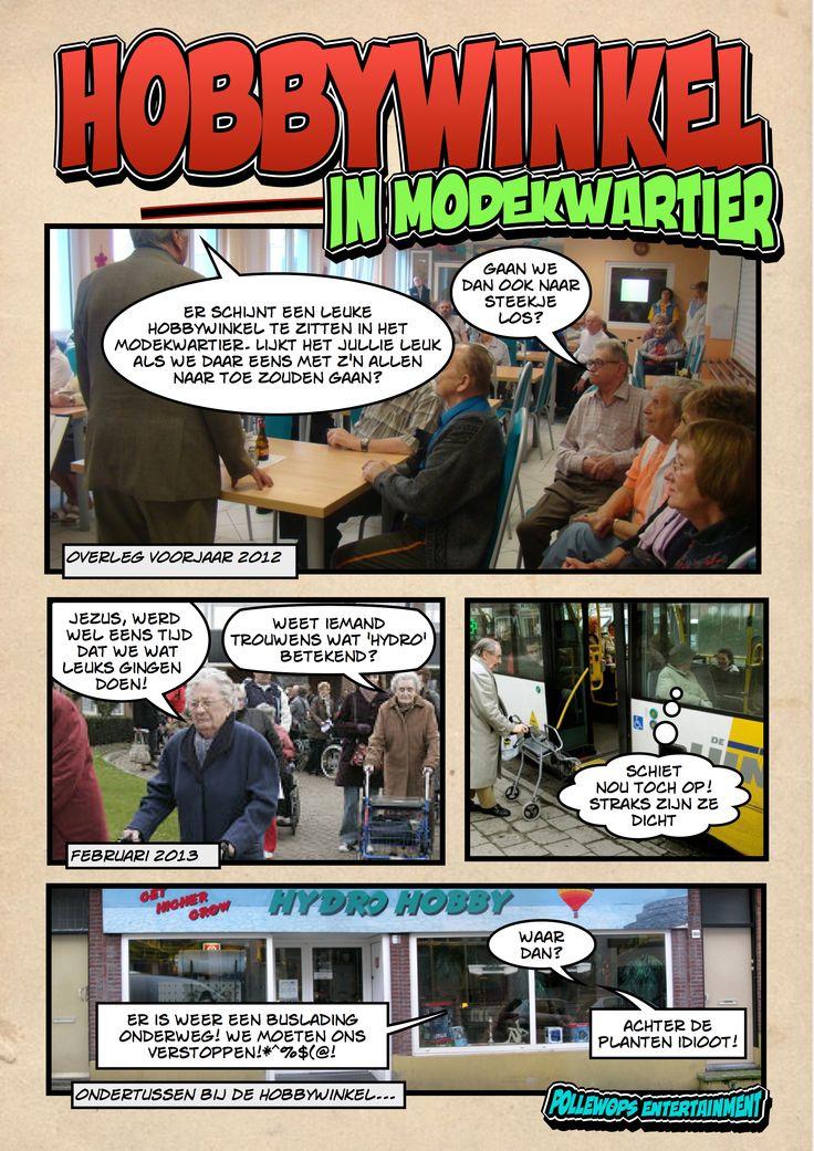 #klarendal #humor #modekwartier #strip #art #fashion and #hydrocultuur