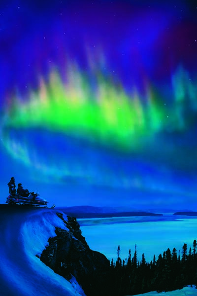 Northern Lights: Labrador, Newfoundland & Labrador