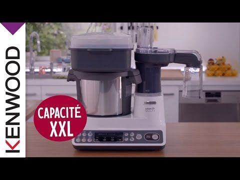 Robot cuiseur kCook Multi de Kenwood – Le panier vapeur - YouTube