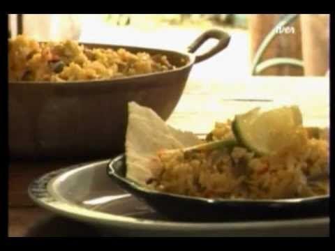 Arroz con Chipi-chipi - Rio Caribe - Edo. Sucre