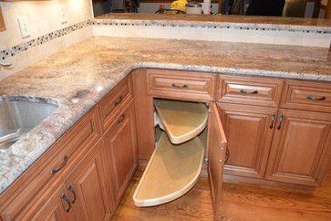 Kitchen - transitional - Kitchen Drawer Organizers - Philadelphia - 21st Century Kitchen & Bath
