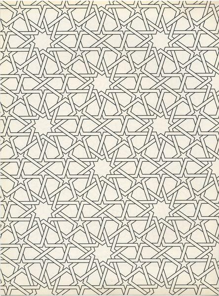 PIA 088 : Pattern in Islamic Art, David Wade | Pattern in Islamic Art