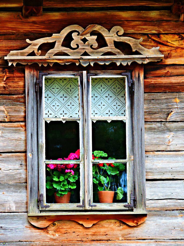 Kurpiowskie okno na świat.