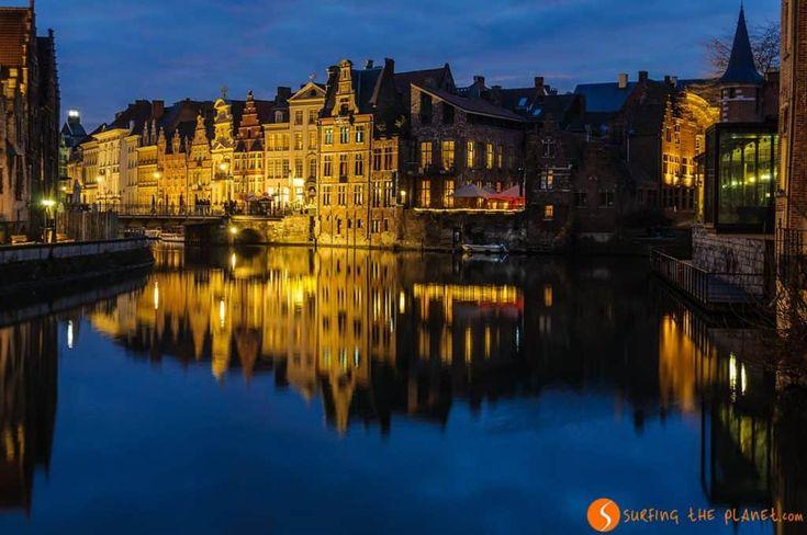 Qué ver en Gante, una de las ciudades más bonitas de Bélgica. Itinerario de 1 día de qué ver en Gante, información y consejos.
