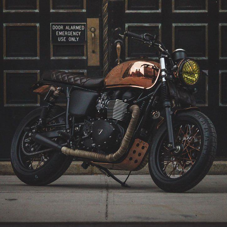 "6,717 Likes, 20 Comments - SCRAMBLERS & TRACKERS (@scramblerstrackers) on Instagram: ""@canyonmotorcycles TAKE OVER 