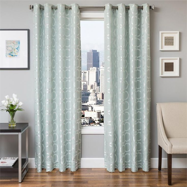 Lander Curtain Drapery Panels