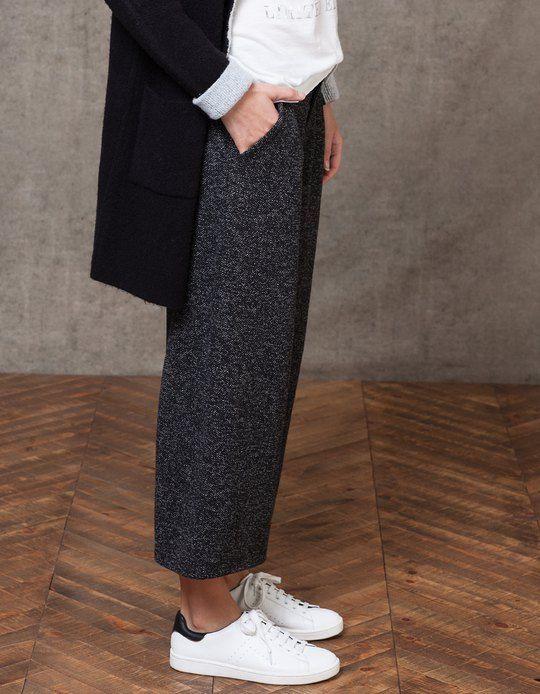 245 best images about couture pantalon on pinterest wide. Black Bedroom Furniture Sets. Home Design Ideas