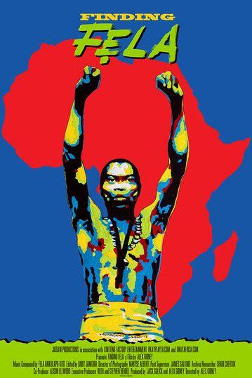 See the Sundance Poster for Alex Gibney's Fela Kuti Documentary // WJS //