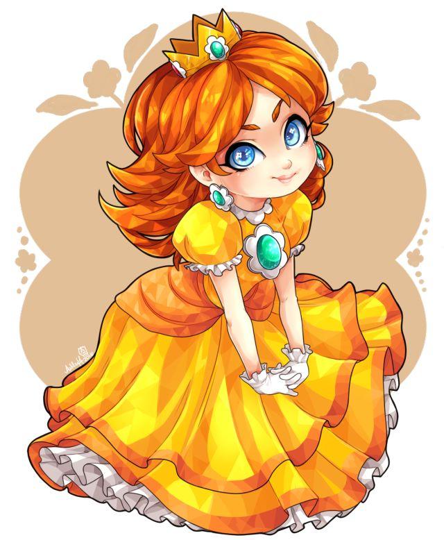 Princess daisy porn pics