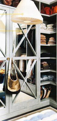 Favorite closet millwork