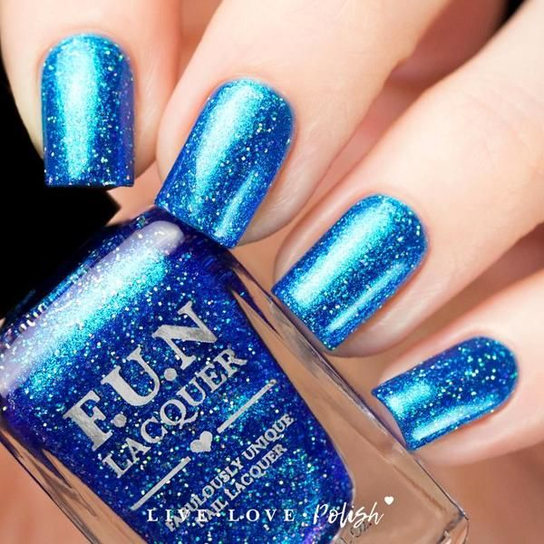 Fun Lacquer Moonlight Gala Nail Polish (Moonlight Gala Collection)
