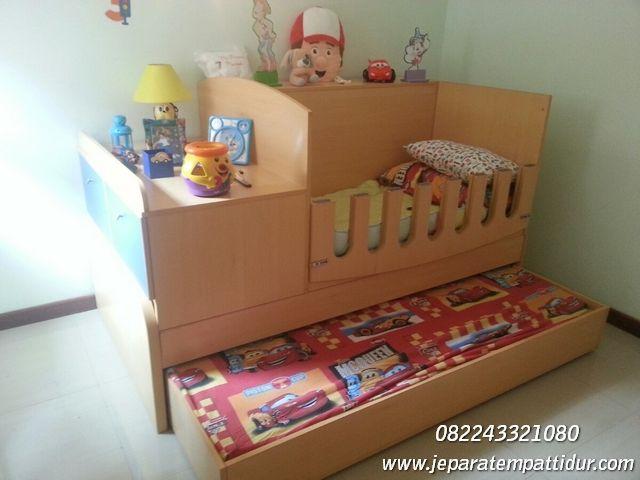 Box Bayi Sorong Mewah TTB 083 | Jual Tempat Tidur