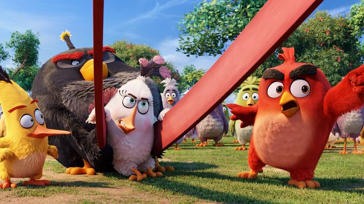 'The Angry Birds Movie' is both a big-screen, 3D attempt to cash in on a huge mobile app phenom and a funny ha-ha excuse to party down at the multiplex.