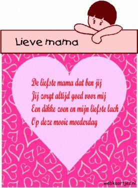 Thema moederdag