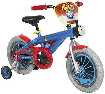 Boys 14 inch Dynacraft Thomas Bike
