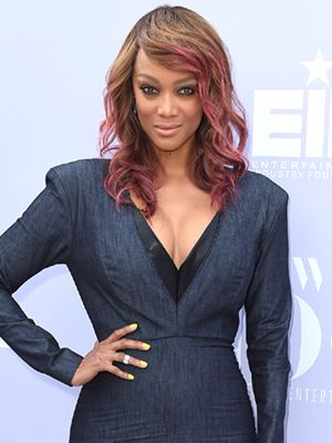 Tyra Banks Shares First Photo of Son York On Happiest Valentines Day Of HerLife