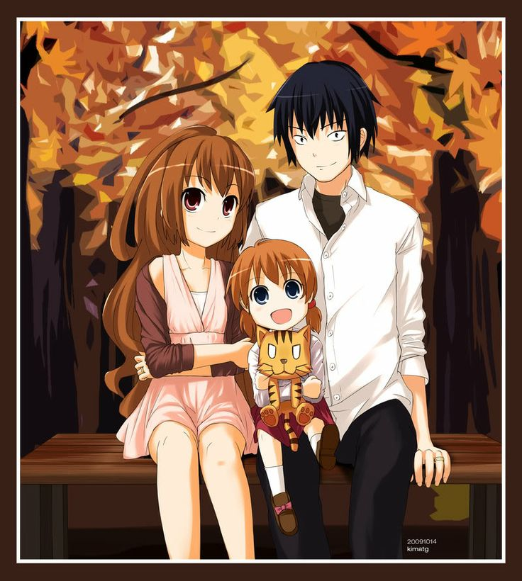 1000+ images about Ryuuji x Taiga on Pinterest | Anime ...