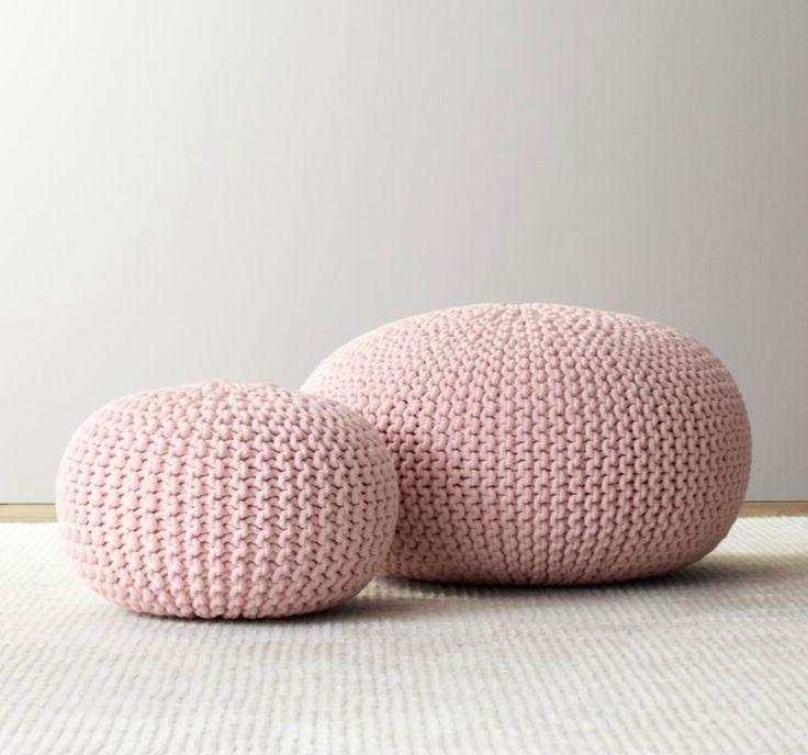 pale pink pouf juliet rose pinterest pink pale pink and poufs. Black Bedroom Furniture Sets. Home Design Ideas