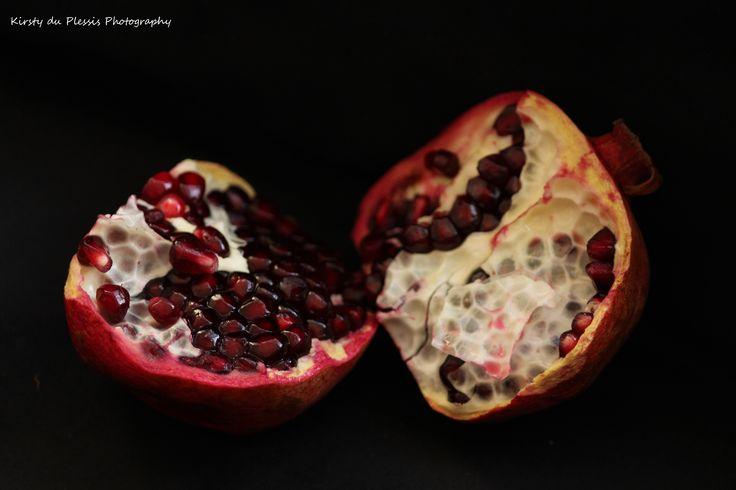 Juicy pomegranate!!!