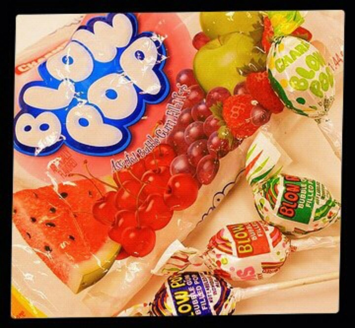 Sour Apple flavor used to be my favorite when I was little....haven't had one of these in years...