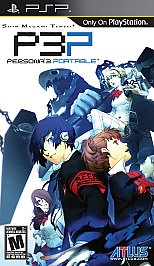 Shin Megami Tensei: Persona 3 Portable (PlayStation Portable, 2010)