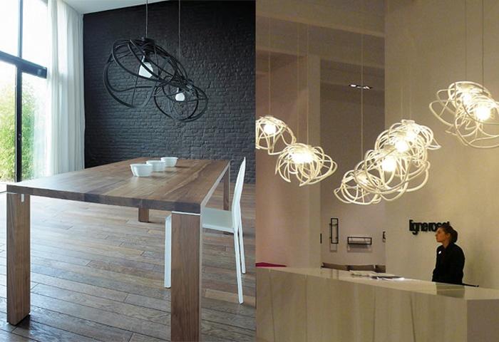 ligne roset bloom ceiling light by hiroshi kawano l mparas pinterest ceilings ligne. Black Bedroom Furniture Sets. Home Design Ideas