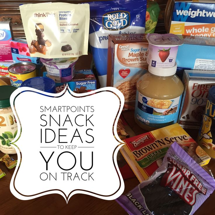 The key to being successful on the Weight Watchers SmartPoints program is having low SmartPoints snack ideas, food and recipes ready to go.