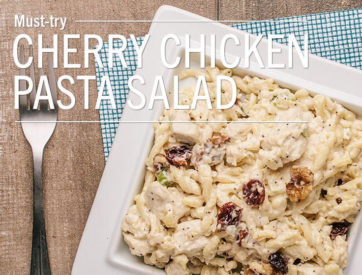 Byerlys Buffalo Chicken Pasta Salad 12